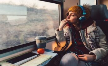 Technology travelling